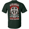 God Almighty Gave His Archangels Weapons T-Shirt & Hoodie | Teecentury.com