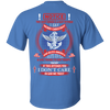 Notice This Shirt Owner Is A Navy Veteran T-Shirt & Hoodie | Teecentury.com