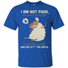 I Am Not Food An Apple Is Food Leave Me Alone Vegetables T-Shirt & Hoodie | Teecentury.com