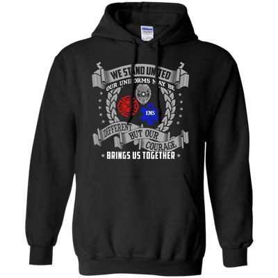 We Stand United Our Uniforms Brings Us Together T-Shirt & Hoodie | Teecentury.com