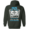 My Papa My Hero My Guardian Angel He Watches Over My Back T-Shirt & Hoodie | Teecentury.com