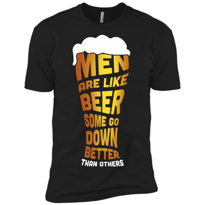 Men Are Like Beer Some Go Down Better Than Others T-Shirt & Hoodie | Teecentury.com