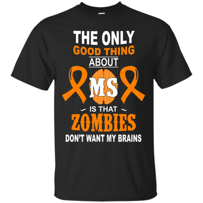 You're Saaaafe - Multiple Sclerosis T-Shirt & Hoodie | Teecentury.com