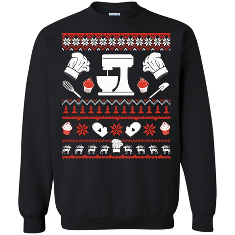 Baking Christmas Sweater T-Shirt & Hoodie | Teecentury.com