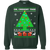 Oh Chemistry Tree Science Christmas Ugly Sweater