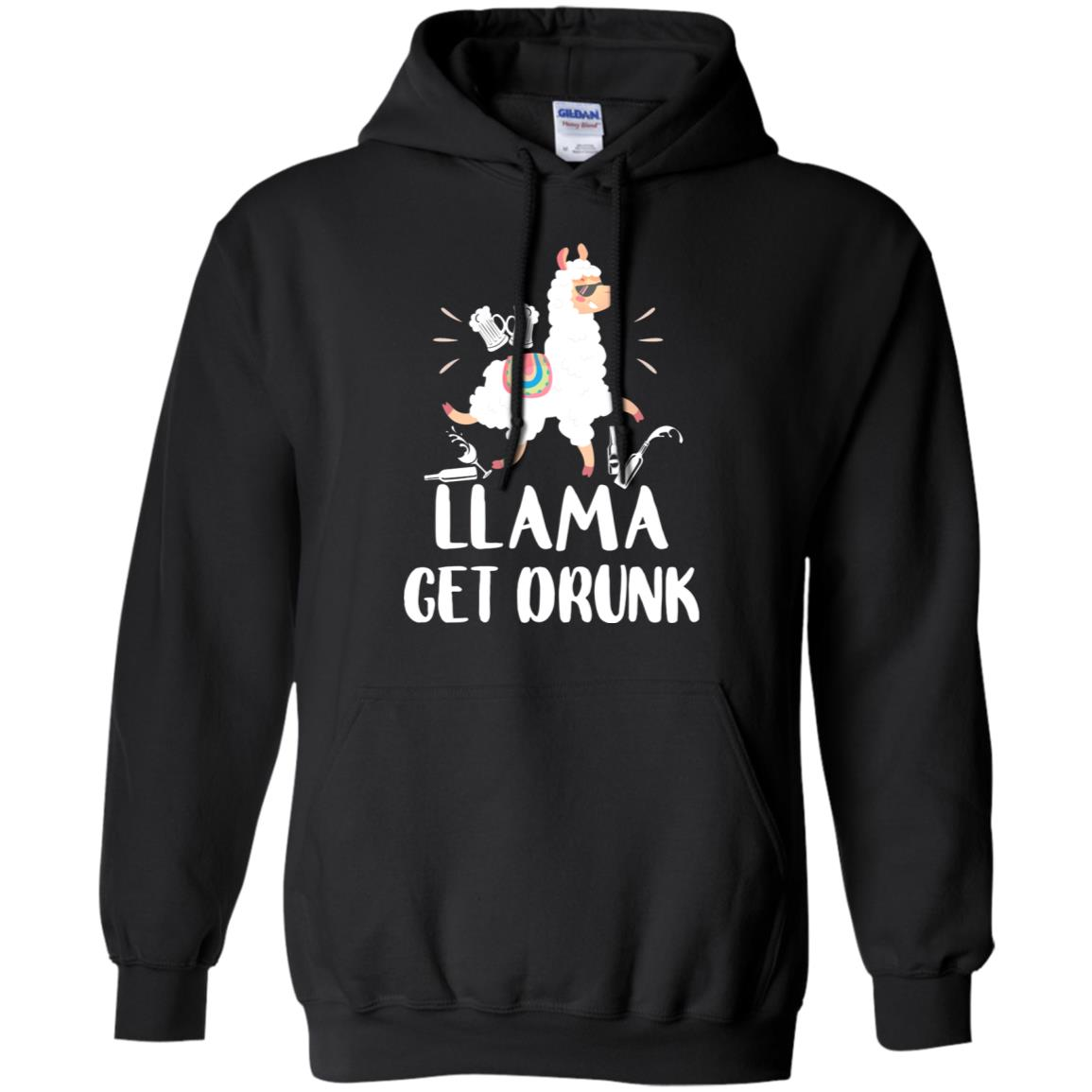 Funny Llama Get Drunk Mom Mommy Drinking Party