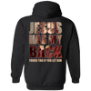 Jesus Has My Back T-Shirt & Hoodie | Teecentury.com