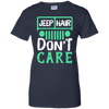 Jeep Hair Don't Care T-Shirt & Hoodie | Teecentury.com