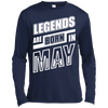 Legends are born in MAY T-Shirt & Hoodie | Teecentury.com