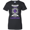 I Never Said I Was Perfect I Am A CAPRICORN T-Shirt & Hoodie | Teecentury.com