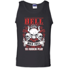 Hell Was Full So I Came Back T-Shirt & Hoodie | Teecentury.com