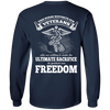 THIS NURSE SUPPORTS OUR VETERANS T-Shirt & Hoodie | Teecentury.com