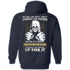 I Got The Scars To Prove We Showed Up For It T-Shirt & Hoodie | Teecentury.com