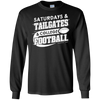 SATURDAYS TAILGATES COLLEGE FOOTBALL T-Shirt & Hoodie | Teecentury.com
