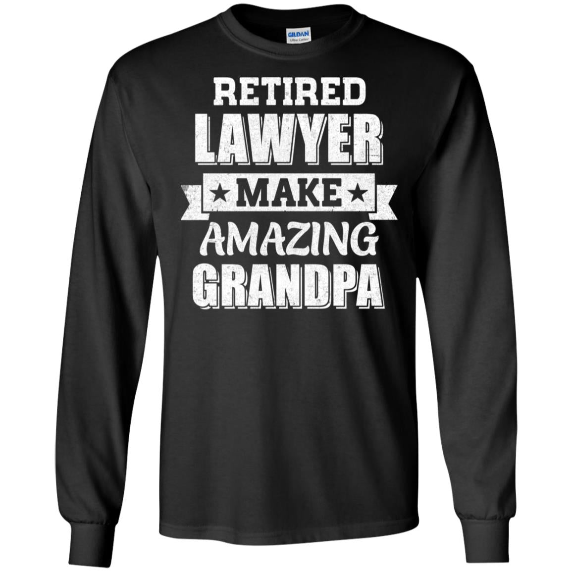 Funny Retired Lawyer Make Amazing Grandpa Gifts