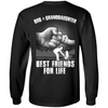 Bob And Granddaughter Best Friends For Life T-Shirt & Hoodie | Teecentury.com