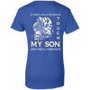 Is There Life After Death Touch My Son And You'll Find Out T-Shirt & Hoodie | Teecentury.com