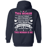 This Woman Is Me T-Shirt & Hoodie | Teecentury.com