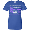 Crohn's Disease Awareness Some People Never Meet Hero T-Shirt & Hoodie | Teecentury.com