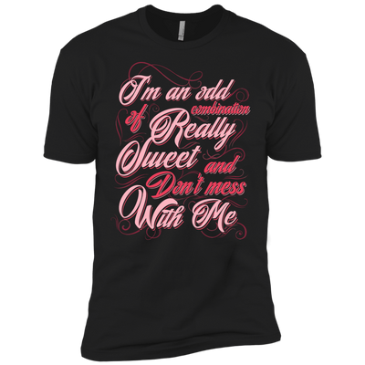 I'm An Odd Combination Really Sweet T-Shirt & Hoodie | Teecentury.com