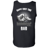 HAPPY FIRST TIME DAD T-Shirt & Hoodie | Teecentury.com
