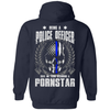 BEING A POLICE OFFICER T-Shirt & Hoodie | Teecentury.com