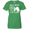 ALL I WANT IS A BEER BLOW JOB T-Shirt & Hoodie | Teecentury.com