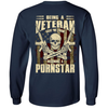 BEING A VETERAN T-Shirt & Hoodie | Teecentury.com