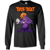 Trick Or Treat Pumpkin Zombie Halloween T-Shirt & Hoodie | Teecentury.com