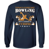 Today's forecast BOWLING With A Chance Of Cussing T-Shirt & Hoodie | Teecentury.com