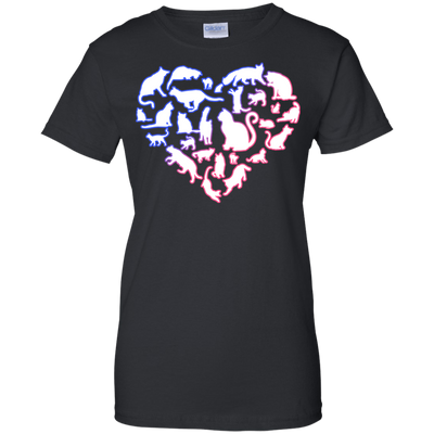 I Love My Cat Love Cats T-Shirt & Hoodie | Teecentury.com