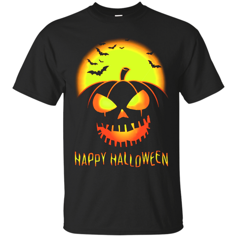 Pumpkin Happy Halloween T-Shirt & Hoodie | Teecentury.com