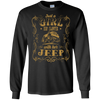 Just A Girl In Love With Her Jeep T-Shirt & Hoodie | Teecentury.com