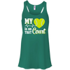 My Heart Is On That Court Tennis T Shirt T-Shirt & Hoodie | Teecentury.com