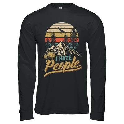 Camping I Hate People Camper Lovers T-Shirt & Hoodie | Teecentury.com