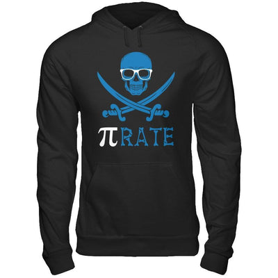Funny Pi-Rate Happy Pi Day 2018 T-Shirt & Hoodie | Teecentury.com