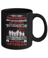 It Cannot Be Inherited I Owned It Forever The Title Vietnam Veteran Mug Coffee Mug | Teecentury.com
