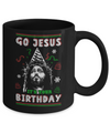 Go Jesus It's Your Birthday Christmas Mug Coffee Mug | Teecentury.com
