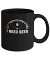 Funny Saying Cars I Need Beer Mug Coffee Mug | Teecentury.com