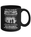 Freaking Awesome Brother He Was Born In March Sister Mug Coffee Mug | Teecentury.com