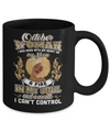 I'm An October Woman Funny Birthday Mug Coffee Mug | Teecentury.com