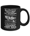 I Needed A Best Friend He Gave Me My Daughter April Dad Mug Coffee Mug | Teecentury.com