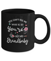 You Can't Tell Me What To Do You're Not My Grandbaby Mug Coffee Mug | Teecentury.com
