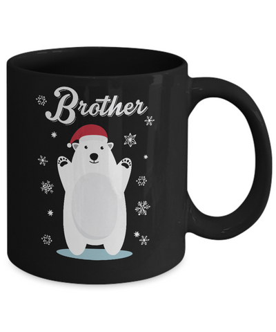 Brother Bear Christmas Santa Pajamas Mug Coffee Mug | Teecentury.com