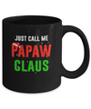 Santa PaPaw Claus Matching Family Christmas Pajamas Mug Coffee Mug | Teecentury.com