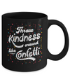Throw Kindness Around Like Confetti Mug Coffee Mug | Teecentury.com