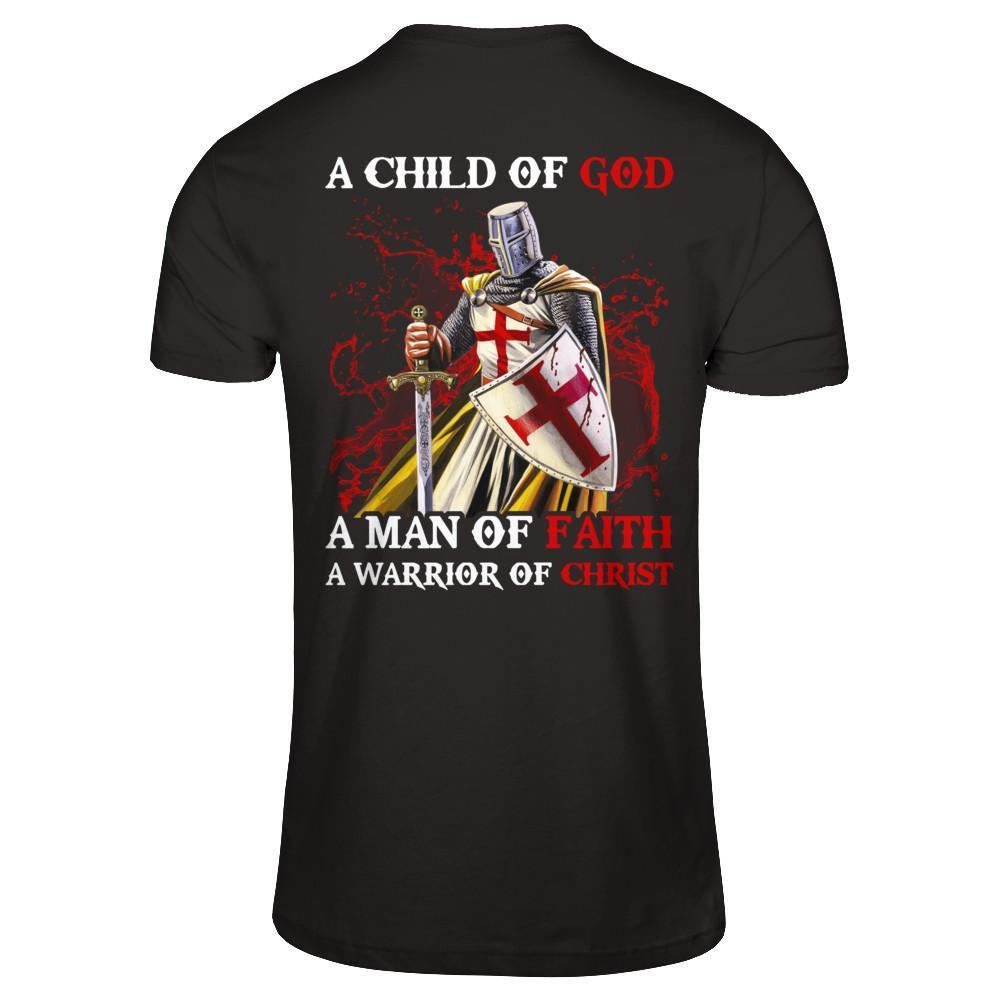 huge selection of d3911 d6a70 Veteran Soldier Military Knight Templar Viking Warrior T ...
