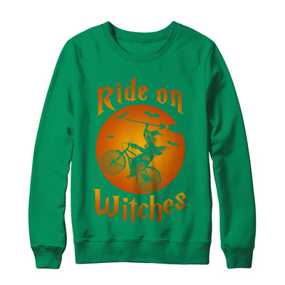 Ride On Witches T-Shirt & Sweatshirt | Teecentury.com