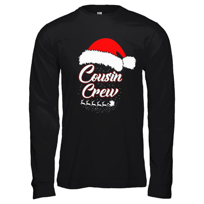 Cousin Crew Matching Family Funny Christmas T-Shirt & Hoodie | Teecentury.com