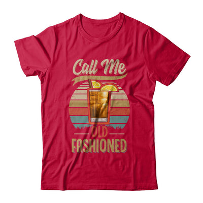 Sunset Vintage Lemon Juice Call Me Old Fashioned T-Shirt & Hoodie | Teecentury.com